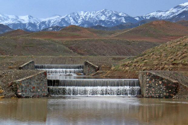 روابط/ذخیره سازی ۱۱ میلیارد متر مکعب آب در مخازن زیر زمینی دشتها