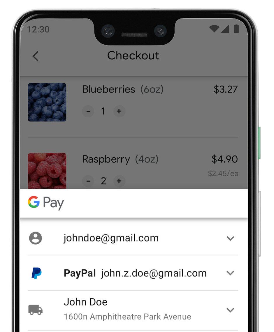 تحول عظیم پرداخت آنلاین در پی ادغام PayPal با Google Pay