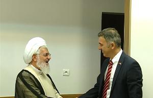 سرکنسولگر ترکیه در زنجان +عکس