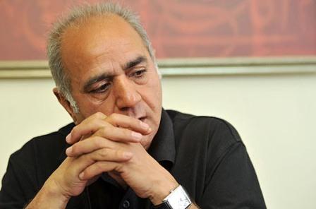 تبریک مهران احمدی به پرویز پرستویی به مناسبت روز تولدش +عکس