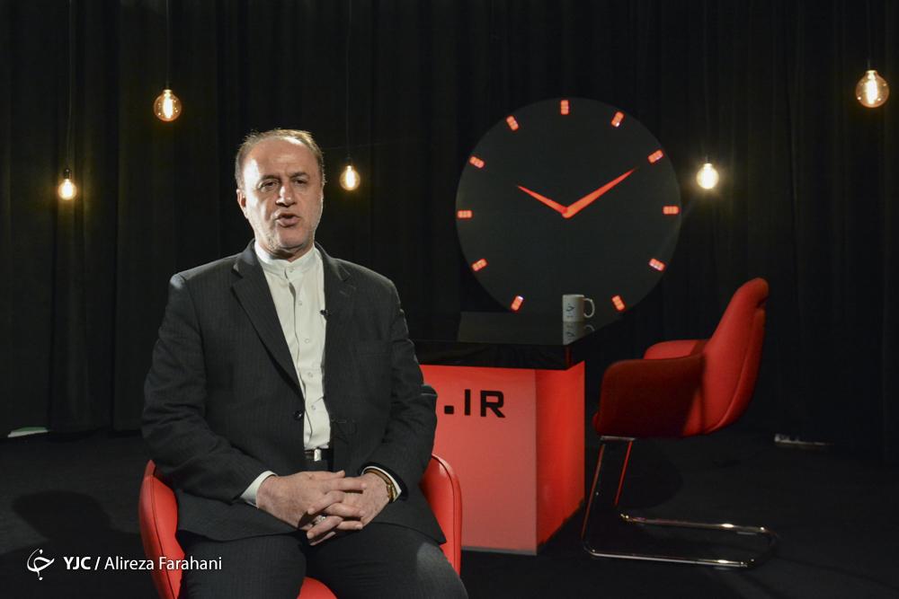 تیزر برنامه «۱۰:۱۰ دقیقه» با حضور حمیدرضا حاجی بابایی عضو کمیسیون برنامه، بودجه و محاسبات مجلس شورای اسلامی