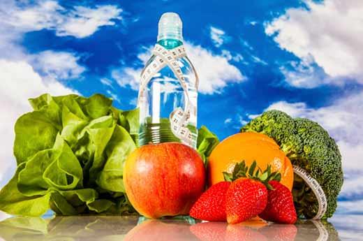 میوههایی که در تابستان آب بدنتان را تامین میکند