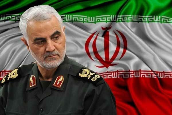 توئیت جدید سردار سلیمانی خطاب به دولت آمریکا