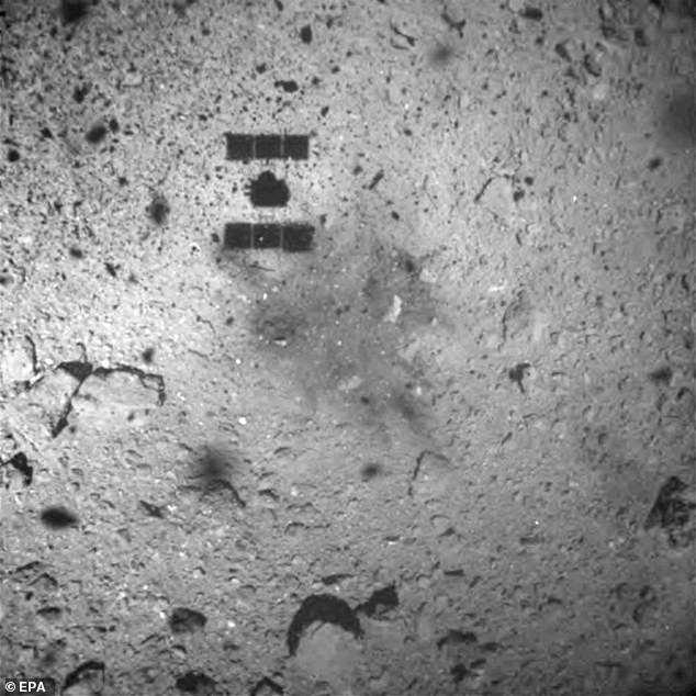 گام موفقیت آمیز ژاپن در کشف منشأ وحیات در منظومه شمسی