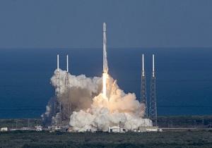 پرتاب ناموفق ماهواره اماراتی با موشک فرانسوی