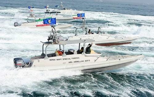 تکذیب ادعای تلاش نیروی دریایی سپاه برای توقیف نفتکش انگلیسی در خلیج فارس