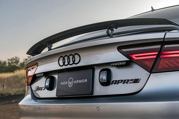 خودروی Audi RS7 Sportback، سریعترین خودروی زرهی جهان +تصاویر