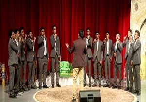 اختتامیه جشنواره ملی سرود رضوی در قم