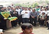 باشگاه خبرنگاران -استقبال از پرچم بارگاه ملکوتی امام رضا (ع) در «ارنان» + تصاویر