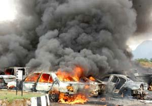 ۳ کشته در انفجار خودروی بمبگذاری شده در بنغازی لیبی