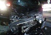 تصادف در محور دهدشت – چرام یک کشته و ۲ مصدوم داشت