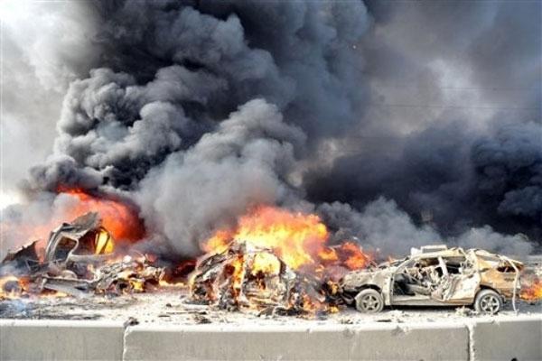 افزایش شمار کشته شدگان انفجار انتحاری در بنغازی لیبی