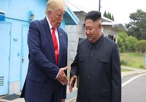 مقامت کره شمالی جواب داد/آمریکا تحریمها علیه پیونگیانگ را تعلیق میکند