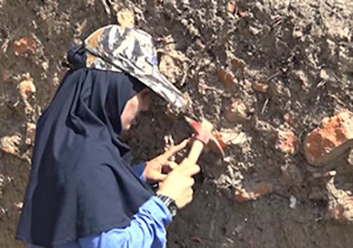 پویشی زیبا برای دعوت به حجاب تا کشف آثاری از عصر آهن در تپه «قلاع کتی» + فیلم