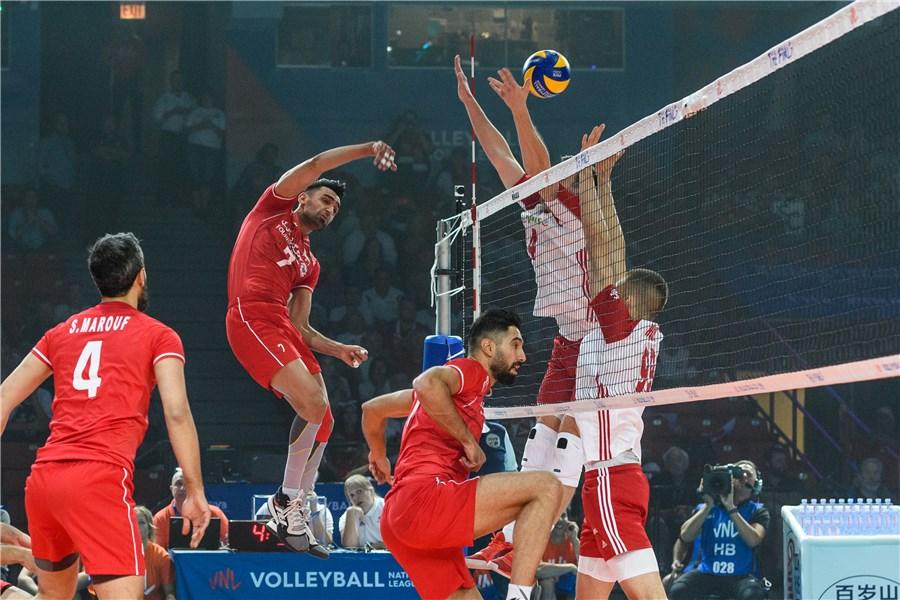 ایران ۱ - لهستان ۲ / گزارش لحظه به لحظه