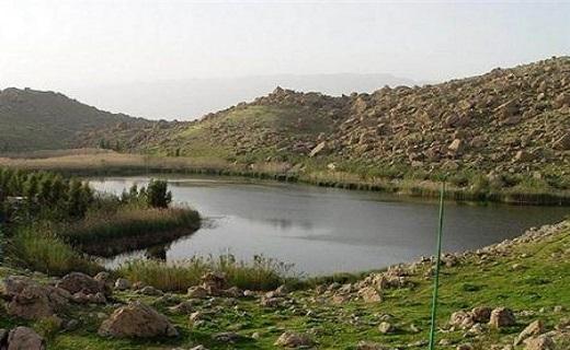 تالاب بیشه دالان، جاذبه زیبای گردشگری در استان لرستان