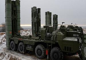 سامانه اس-۴۰۰ روسیه وارد ترکیه شد