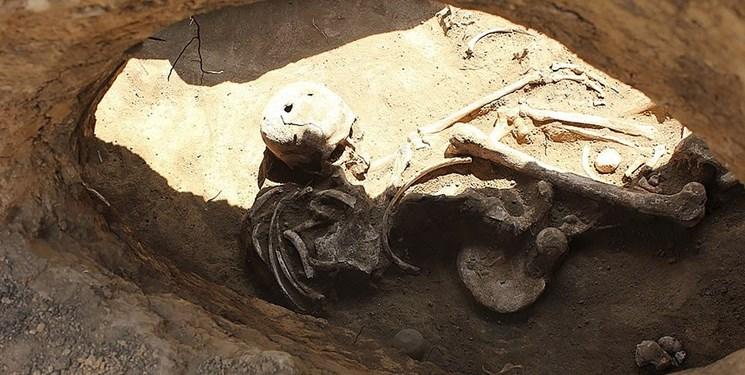 کشف جمجههای ۴۰۰۰ ساله با دوسوراخ! = تصاویر