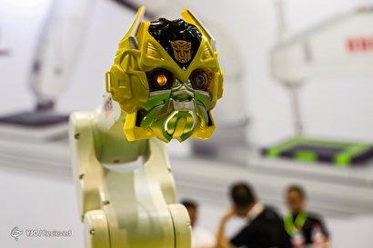 نمایشگاه ربات چین
