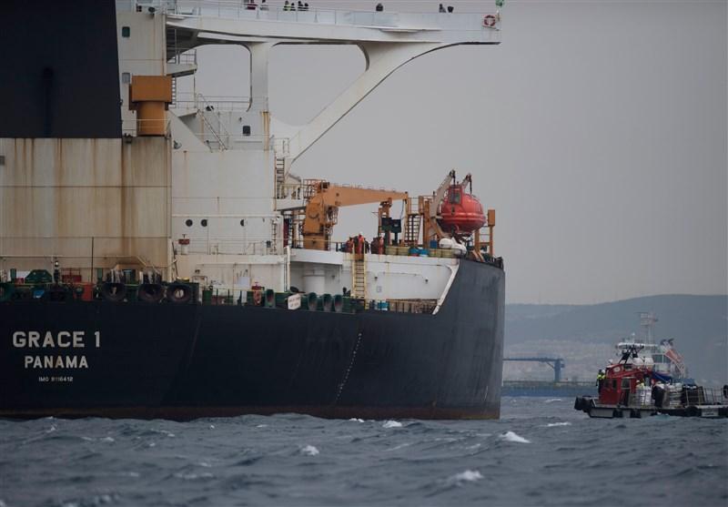 آزادی همه ۴ پرسنل نفتکش توقیف شده در جبلالطارق