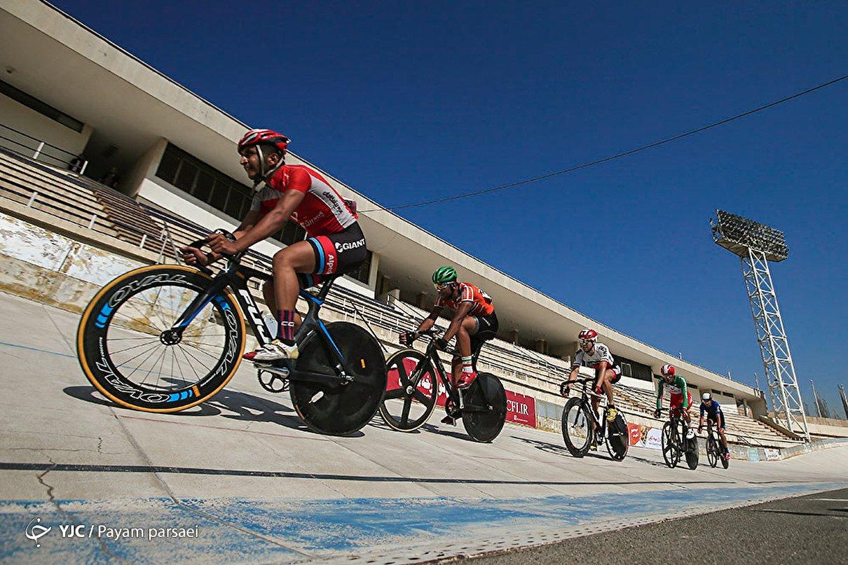 مسابقات دوچرخه سواری قهرمانی کشور
