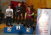 نایب قهرمانی مسابقات قهرمانی بولدرینگ کشور توسط ورزشکار مهابادی