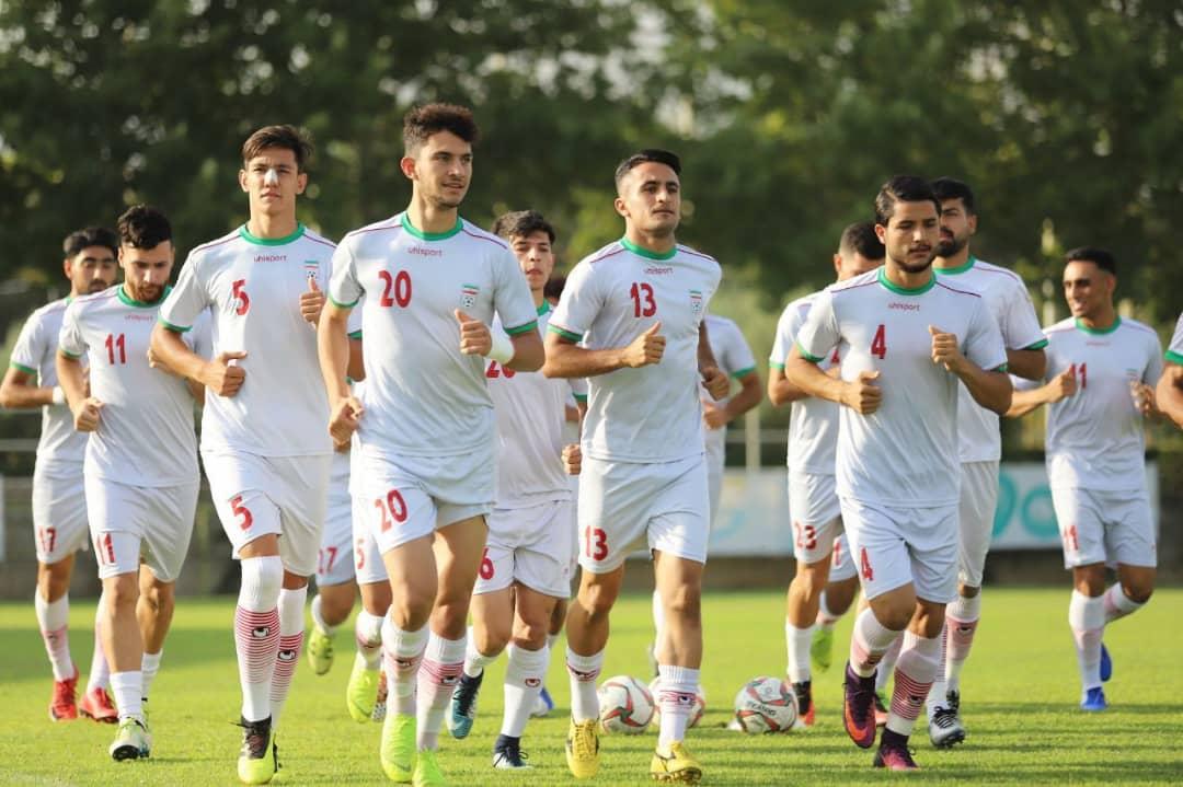 تقابل جوانهای فوتبال ایران در شطرنج ویلموتس و مجیدی