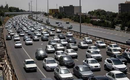 ترافیک نیمه سنگین در محورهای مواصلاتی استان زنجان/ ۵ کشته در تصادفات جادهای استان