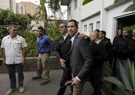 دولت ونزوئلا: محافظان بازداشت شده گوایدو در قاچاق اسلحه دست دارند