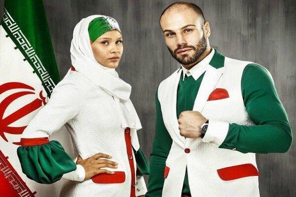 مُد ایرانی و المپیک/ «این المپیک چی بپوشیم؟»