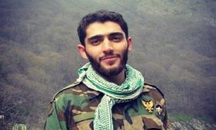شهید مدافع حرمی که استاد دریبل زیدانی بود! + عکس
