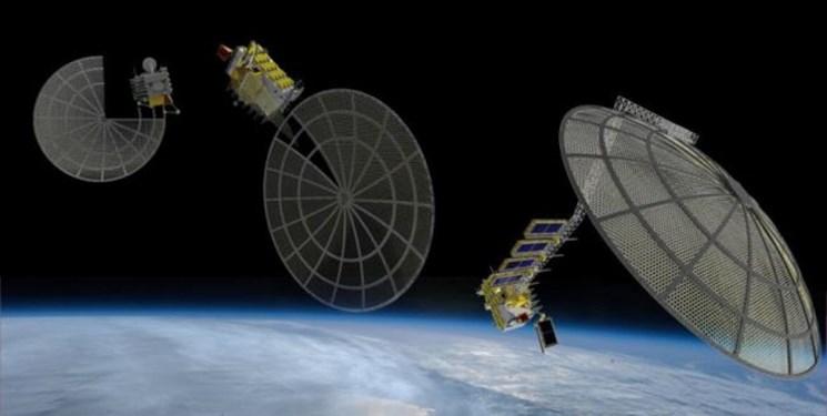 نخستین پرواز آزمایشی«ربات ساخت و ساز» به فضا
