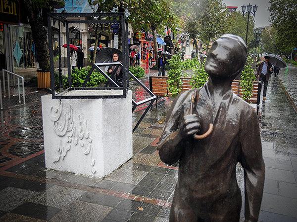 نم نم باران و لطافت هوا در گیلان