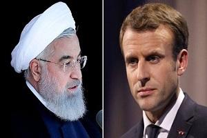 القدس العربی: مکرون به زودی به تهران سفر میکند