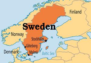 ۹ کشته بر اثر سقوط هواپیمای کوچک در سوئد