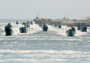 افتتاح بزرگترین پایگاه گارد ساحلی قطر در خلیج فارس