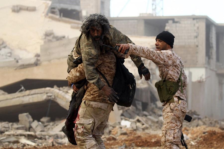 ادعای وزیر دفاع فرانسه: ما در لیبی مشارکت نظامی نداریم