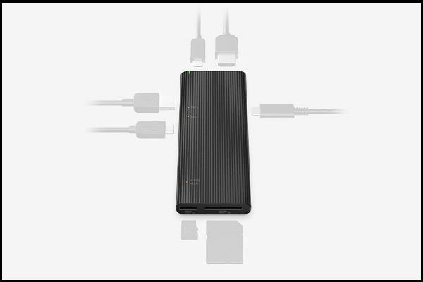 تولید سریعترین هاب USB به وسیله شرکت سونی