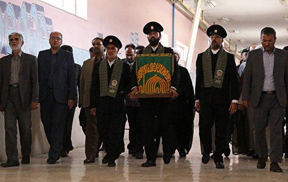 آزادی ۴۸ زندانی باحضور کاروان زیرسایه خورشید