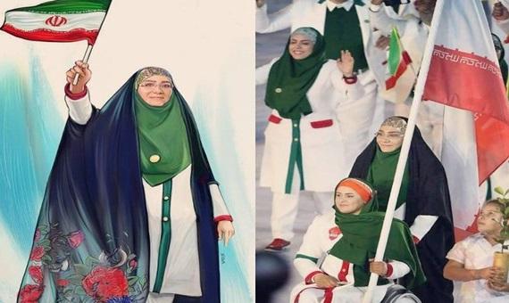 روایت بانوان موفق ایران از طعم شیرین حجاب روی سکوهای قهرمانی دنیا
