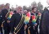 باشگاه خبرنگاران -پیادهروی قدم به قدم در جشن میلاد امام رضا (ع) + فیلم