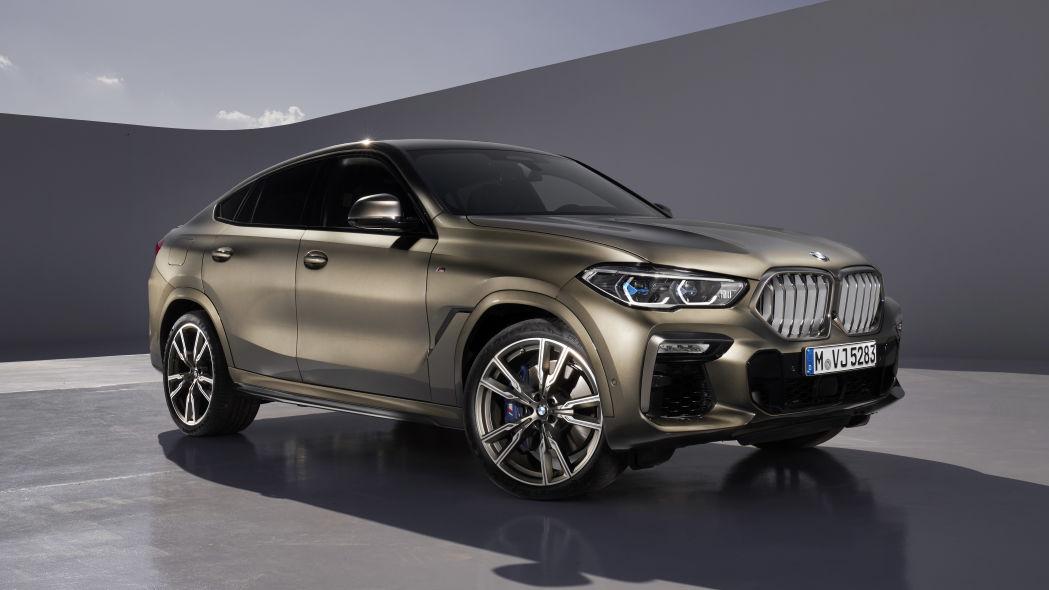 خودروی 2020 BMW X6 نگین درخشان خودروهای سری X +تصاویر