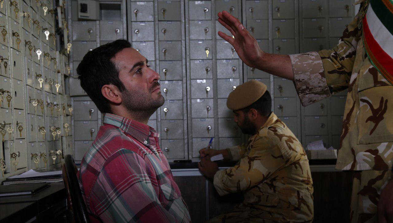 تصویربرداری «#سرباز» از سر گرفته شد + جدیدترین تصاویر