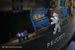 افتتاح آزمایشی خط تولید پژو۳۰۱