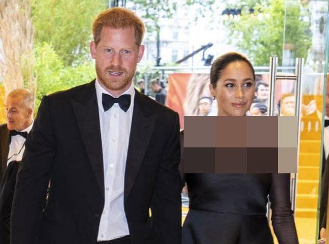 شرکت شاهزاده انگلیسی در مراسم ممنوعه+تصویر