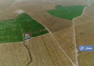 درگیری فاز دوم طرح عظیم ۵۵۰ هزار هکتاری خوزستان با مشکلات مالی + فیلم