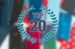 ۲۰ گوشی برتر نیمه اول ۲۰۱۹ +تصاویر