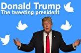 باشگاه خبرنگاران -فقط یک پنحم از کاربران بزرگسال آمریکایی، توئیتر ترامپ را دنبال میکنند