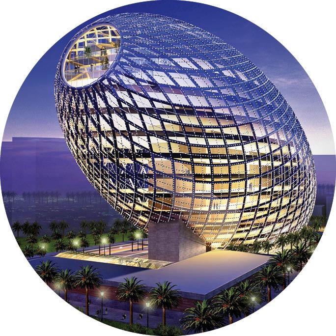 ساختمانهایی که دیدنشان هوش از سرتان میبرد! / از کجترین ساختمان تا برج خیارشور + تصاویر