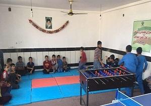 بهره برداری از ۲ کلاس درس تربیت بدنی در استان همدان